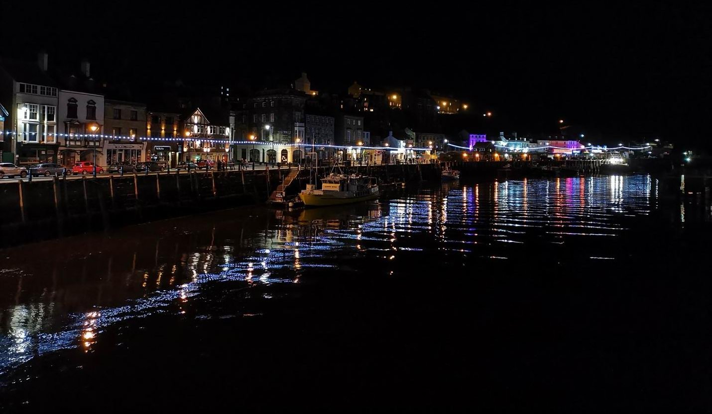 7th 254 votes - Whitby Harbour